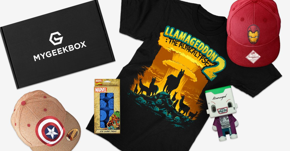 MyGeekBox Subscription