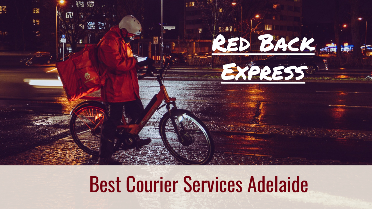 Best Couriers Adelaide